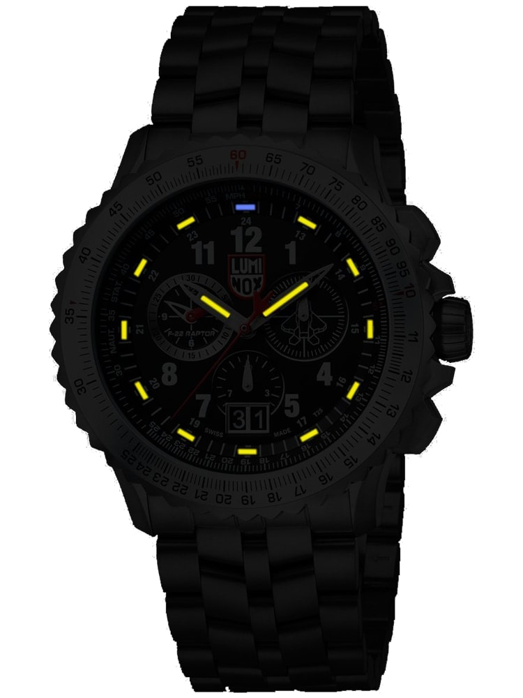 Luminox F 22 Raptor 9240 Series Watches Amp Clocks