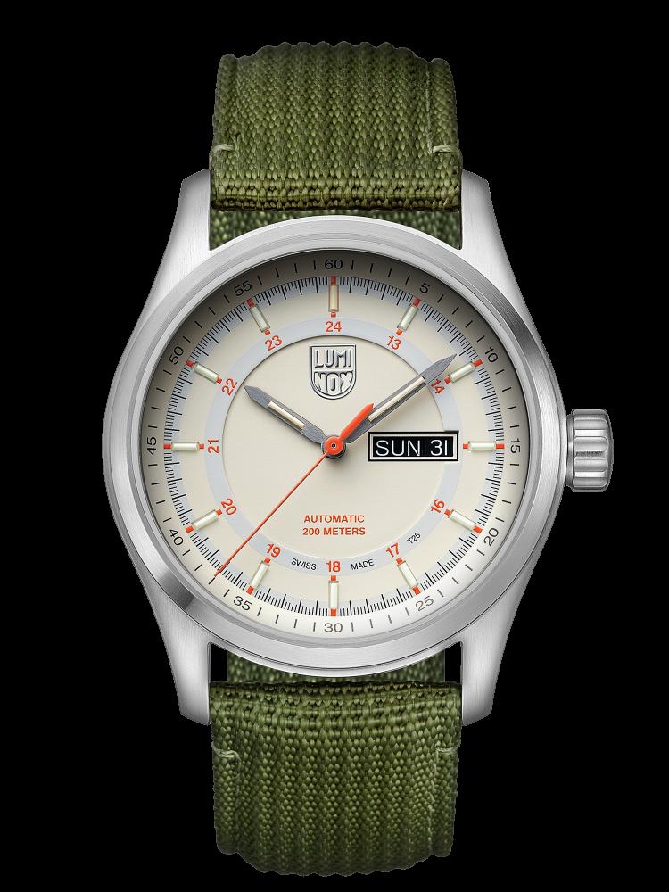 Luminox Atacama Field Automatic 1900 Series Watches Amp Clocks