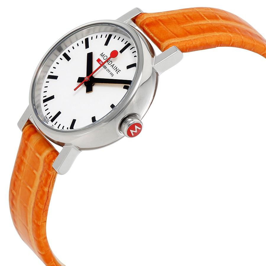 Mondaine Evo Petite Evo Mondaine Watches Clocks