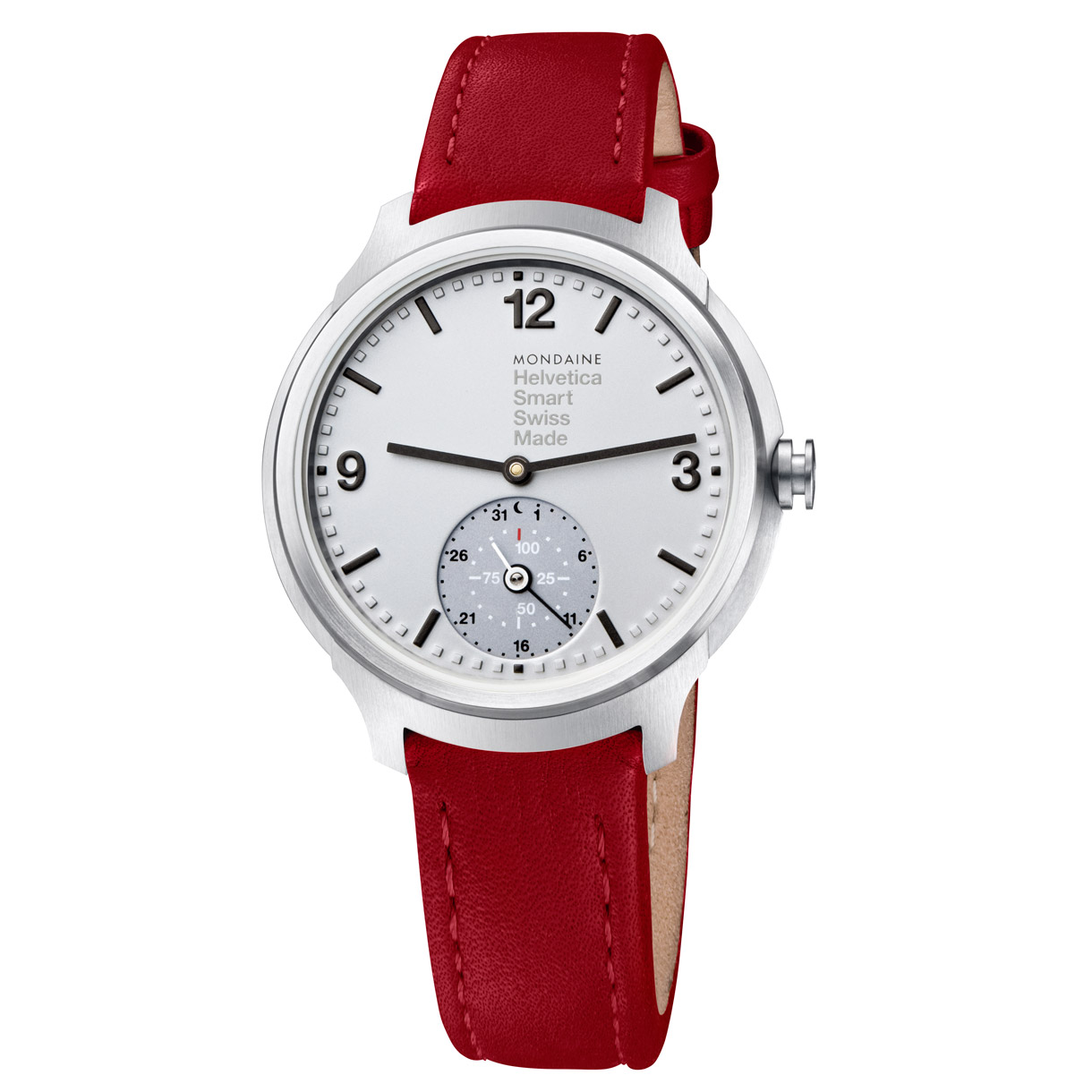Mondaine Helvetica No 1 Smartwatch 44mm
