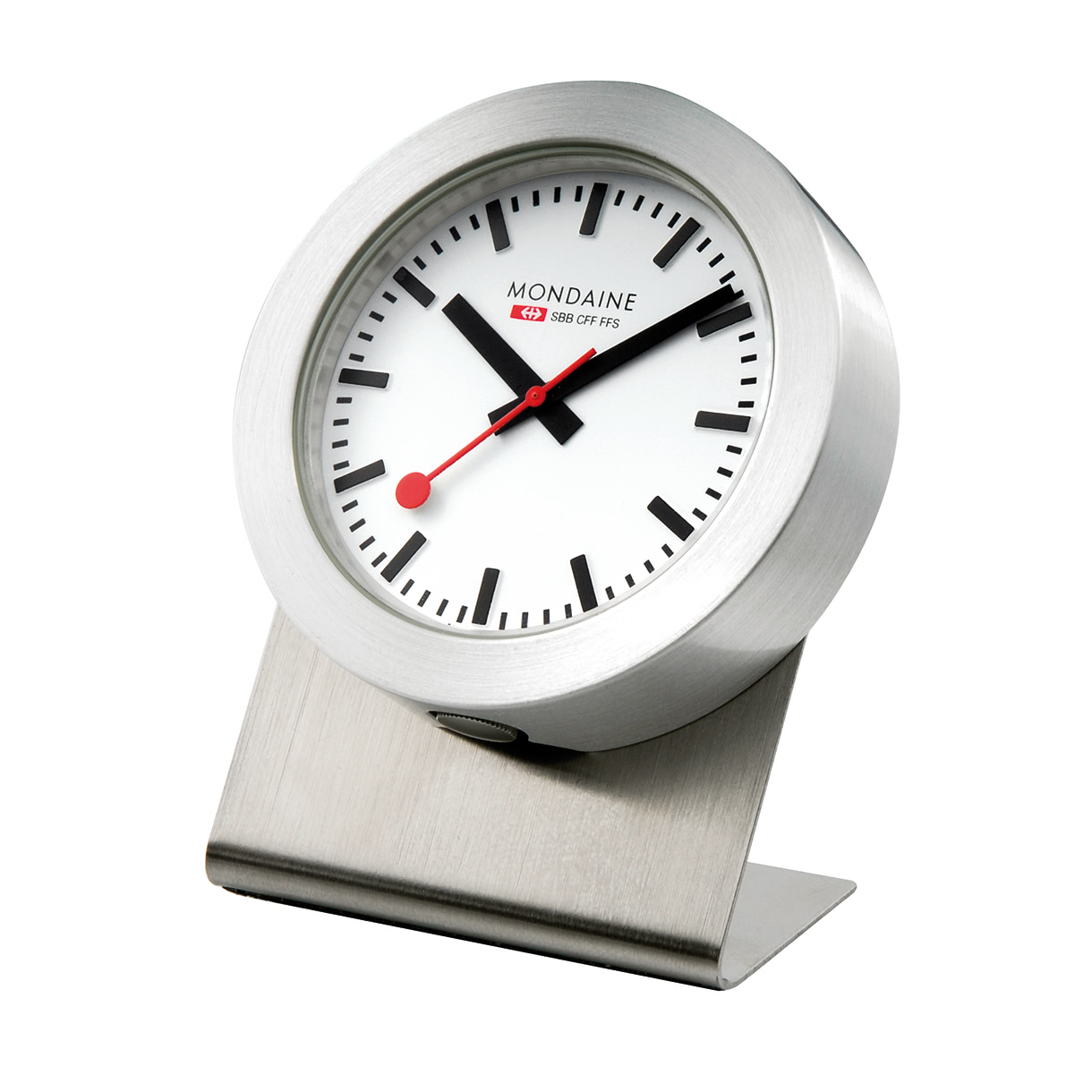 Accessories No 03 Clocks: Mondaine Magnet Clock