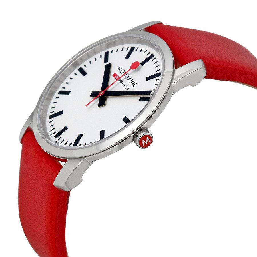 Mondaine Simply Elegant Mondaine Watches Amp Clocks
