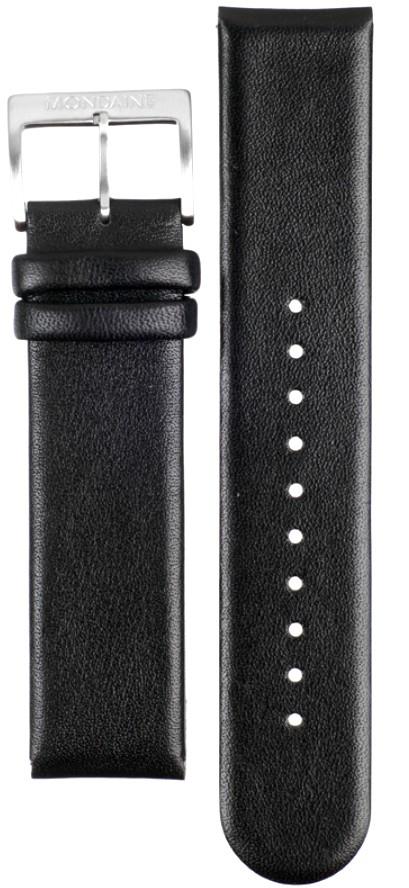 Mondaine Bracelet Noir 22mm