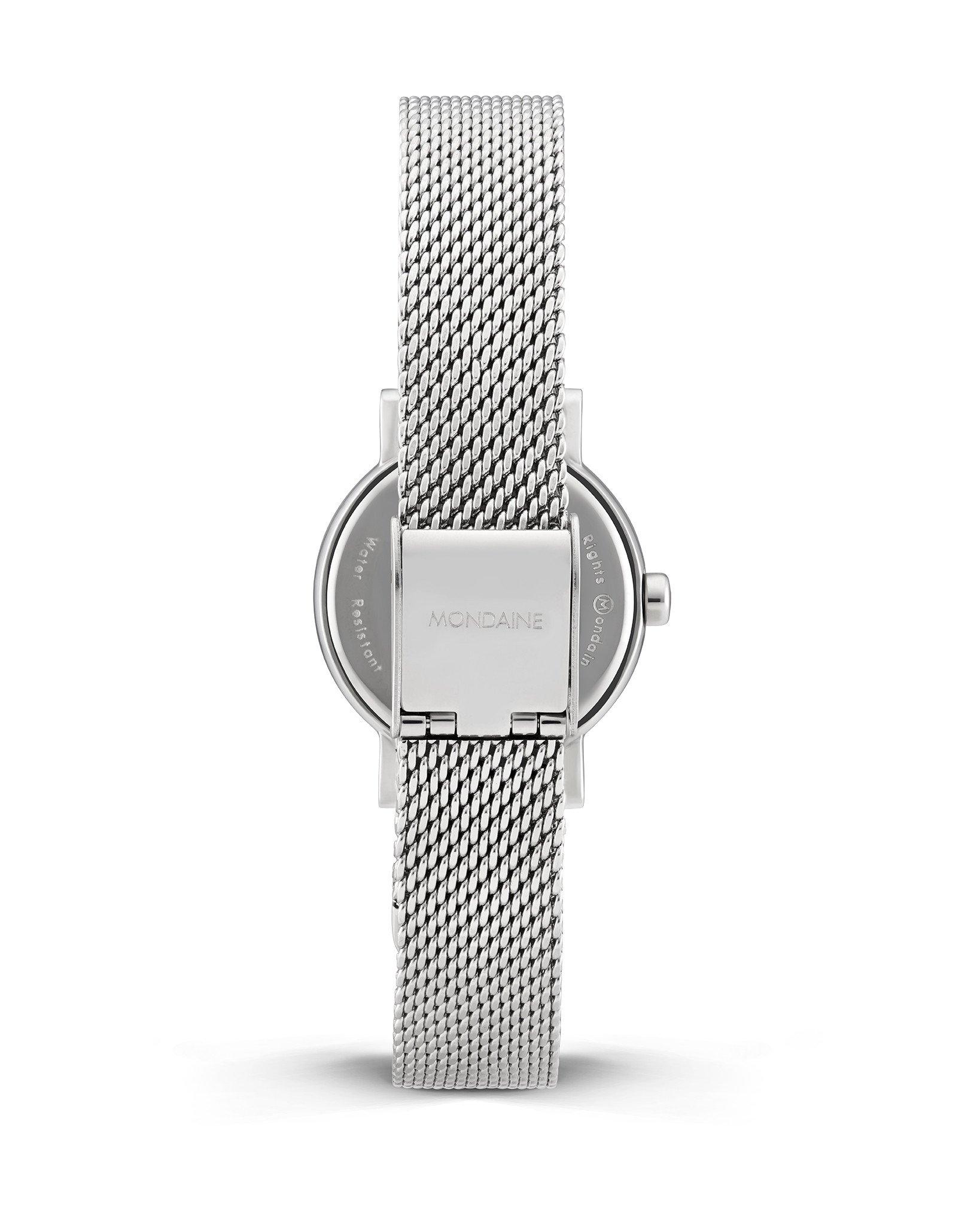 Mondaine Strap Metal 12mm Watch Straps Mondaine