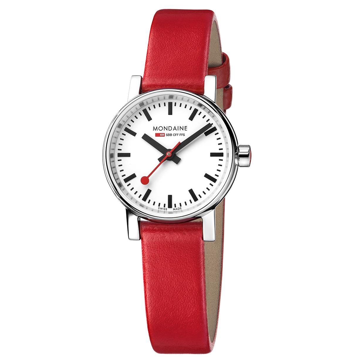 Mondaine Evo2 Petite Mondaine Watches Amp Clocks
