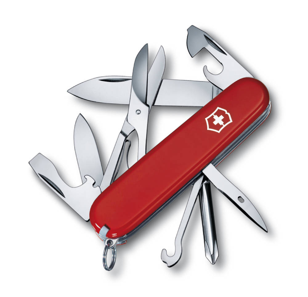 Victorinox Super Tinker 91mm 3 5 8 Screwdriver