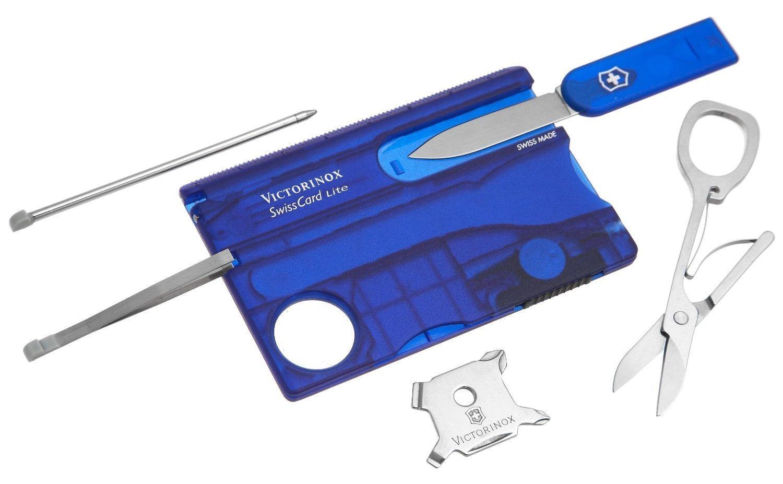Victorinox Swisscard Lite Saphir
