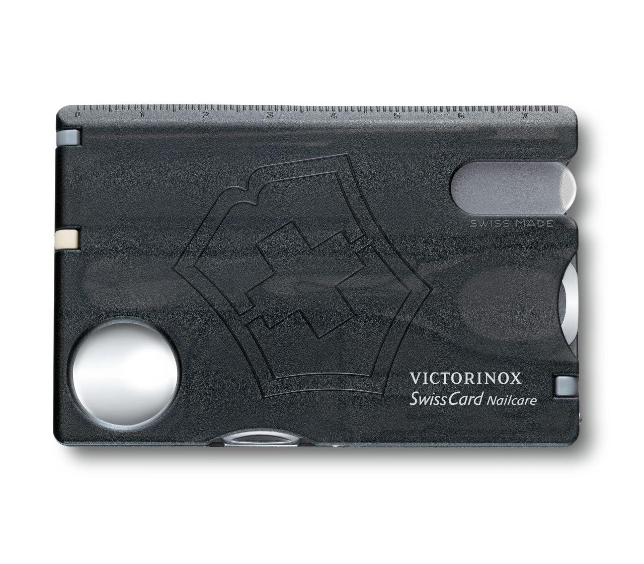 Victorinox Swisscard Nailcare Onyx