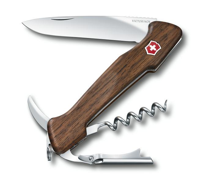 Victorinox Swiss Army Knives Wine Master Walnut Wood 0