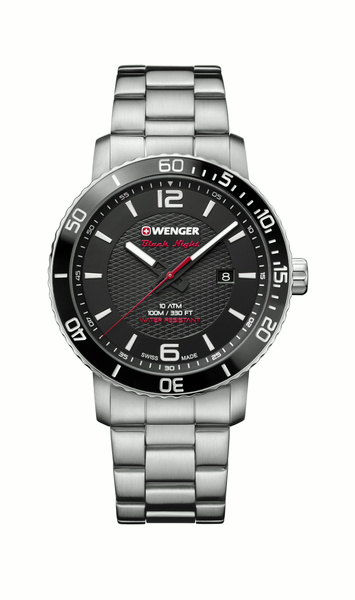 Wenger Roadster Black Night Wenger Watches Watches