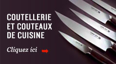 (fr) Kitchen Knives And Cutlery