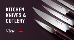 Kitchen Knives And Cutlery