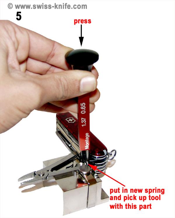 Repairing Scissors