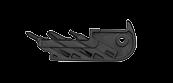 clef 6 pans 5mm pour connecteurs D-SUB